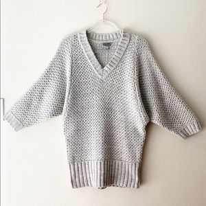 Urban Outfitters Ecote Oversized V Neck Sweater M